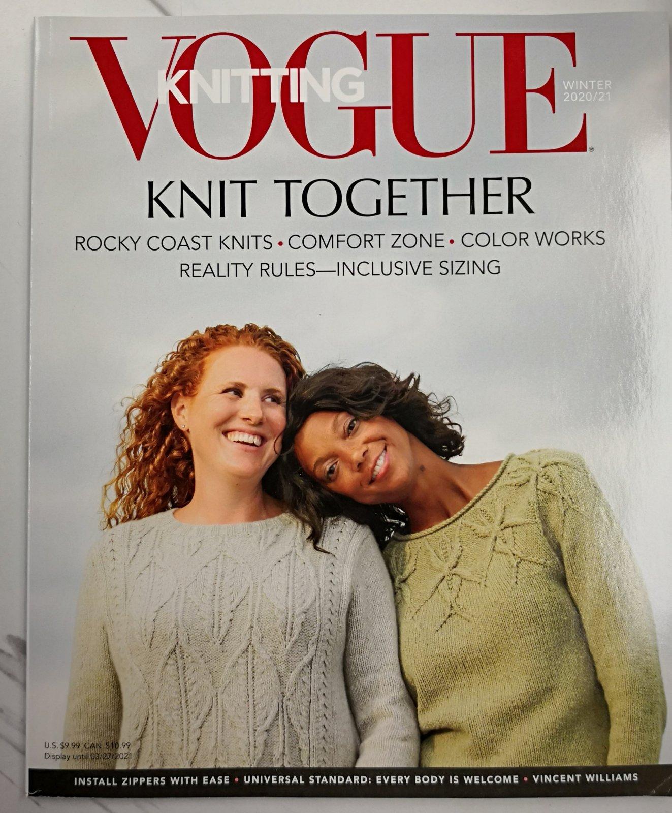 Vogue Knitting Winter 2020/2021