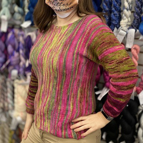 Santa Elena Sweater Pattern