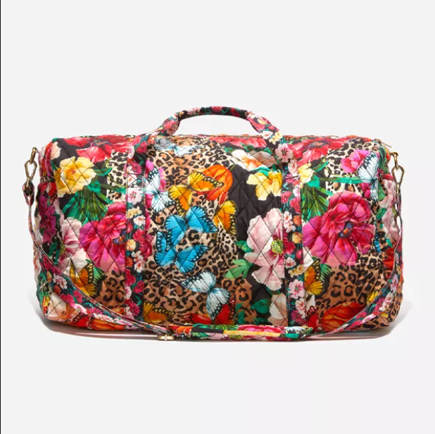 Quilted Duffle Bag - Johnny Was
