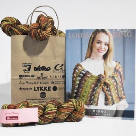 Leone Wrap Kit in Marmo