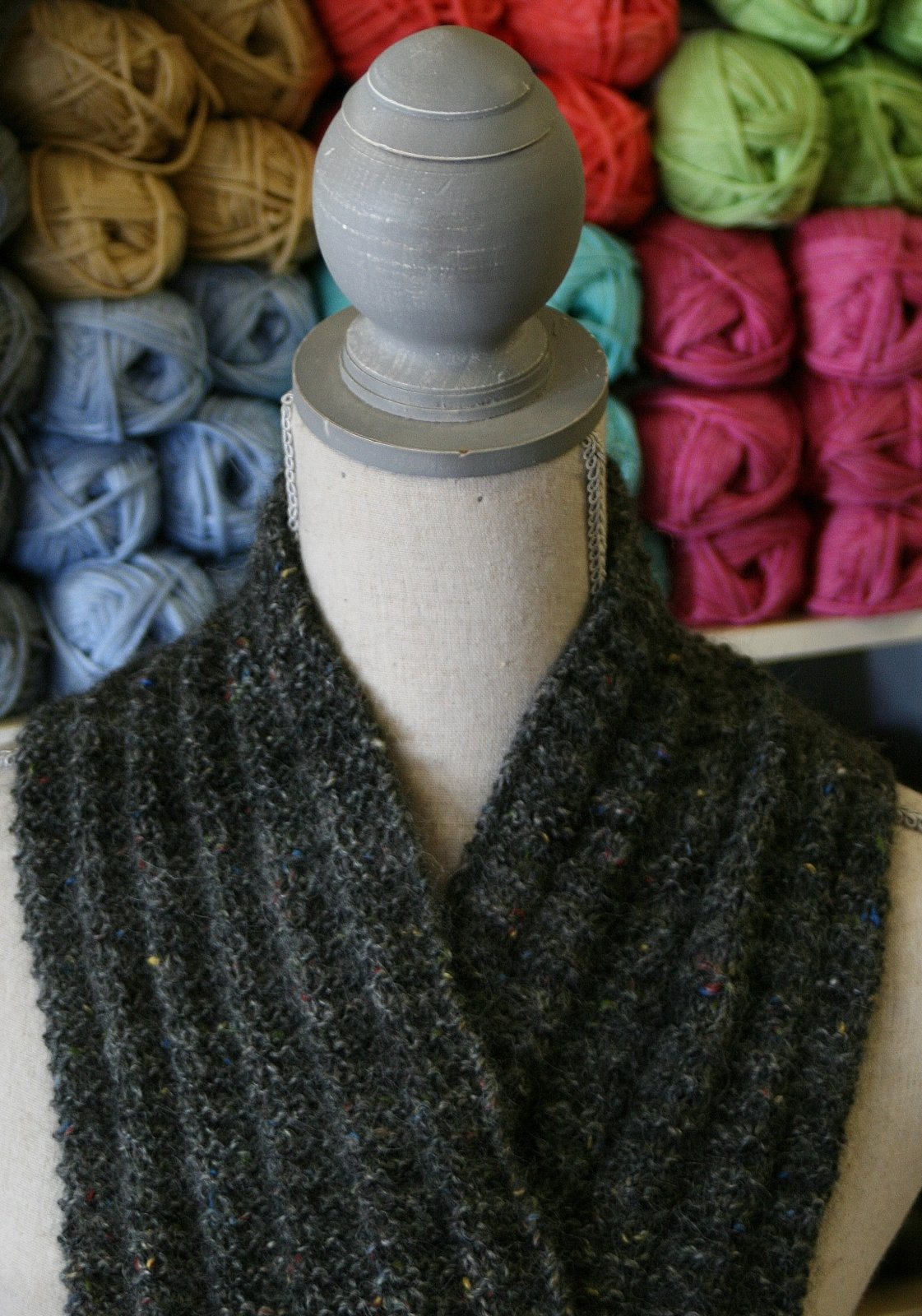 Knitting Shades of Grey PDF
