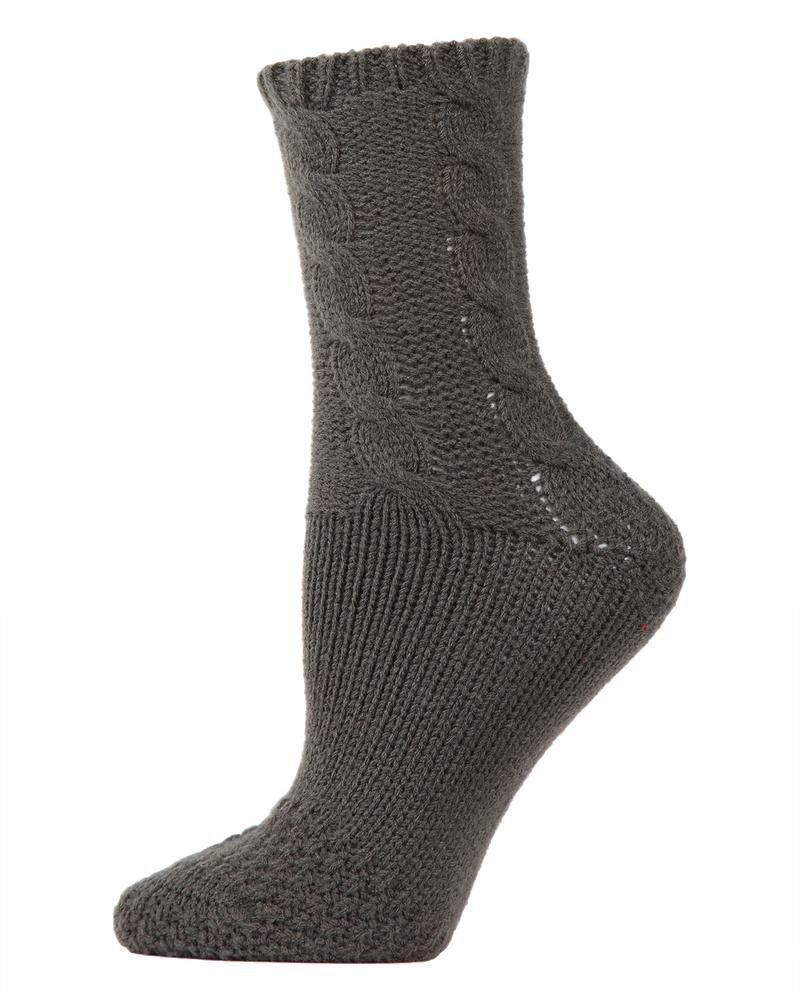 MeMoi Women's Knit Crew Socks