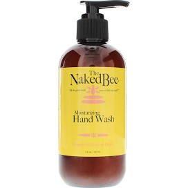 Naked Bee Moisturizing Hand & Body Lotion 8 oz Pump Bottle