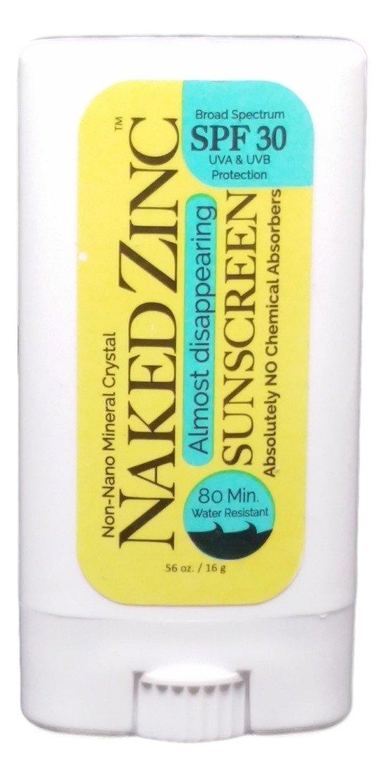 Naked Zinc Sun Stick SPF 30