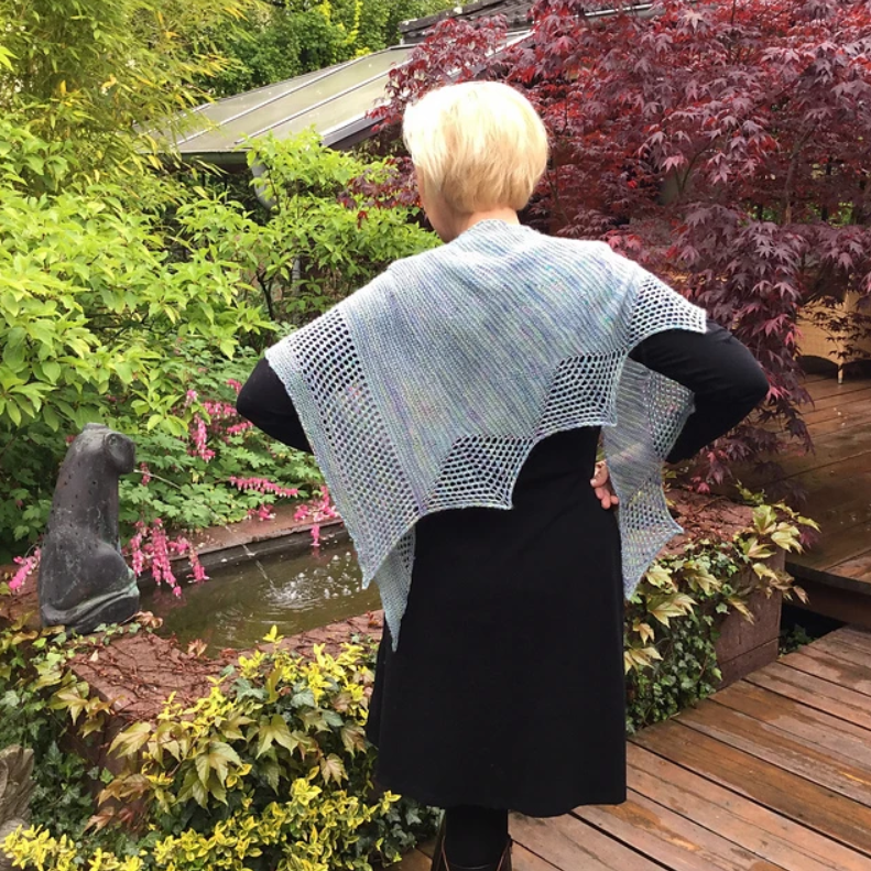Purless Shawl - On Demand Class