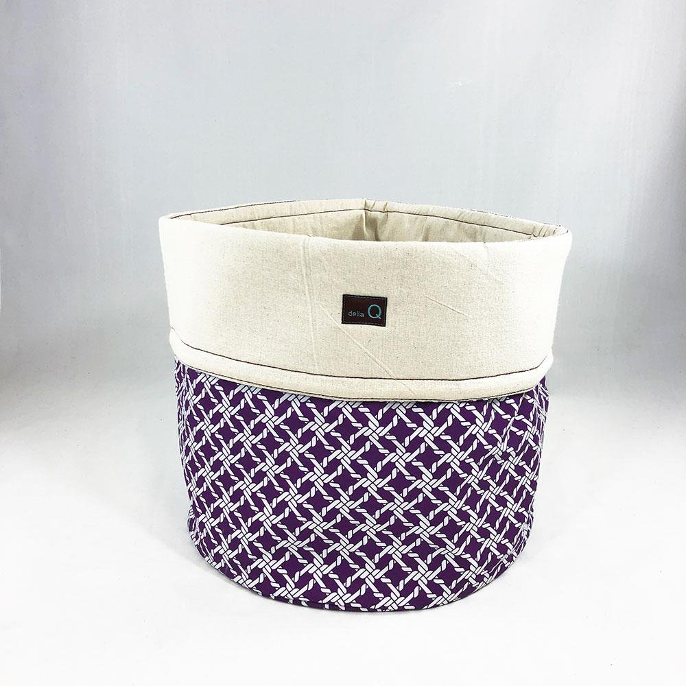 Salina Fabric Basket - Large