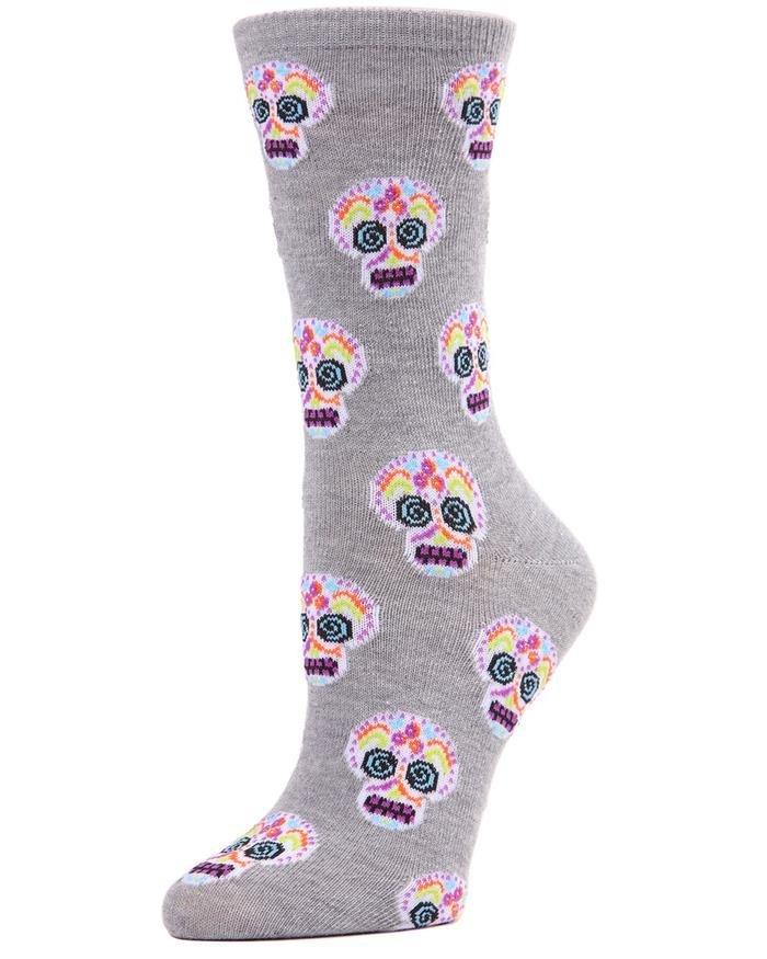 MeMoi Holiday Crew Socks