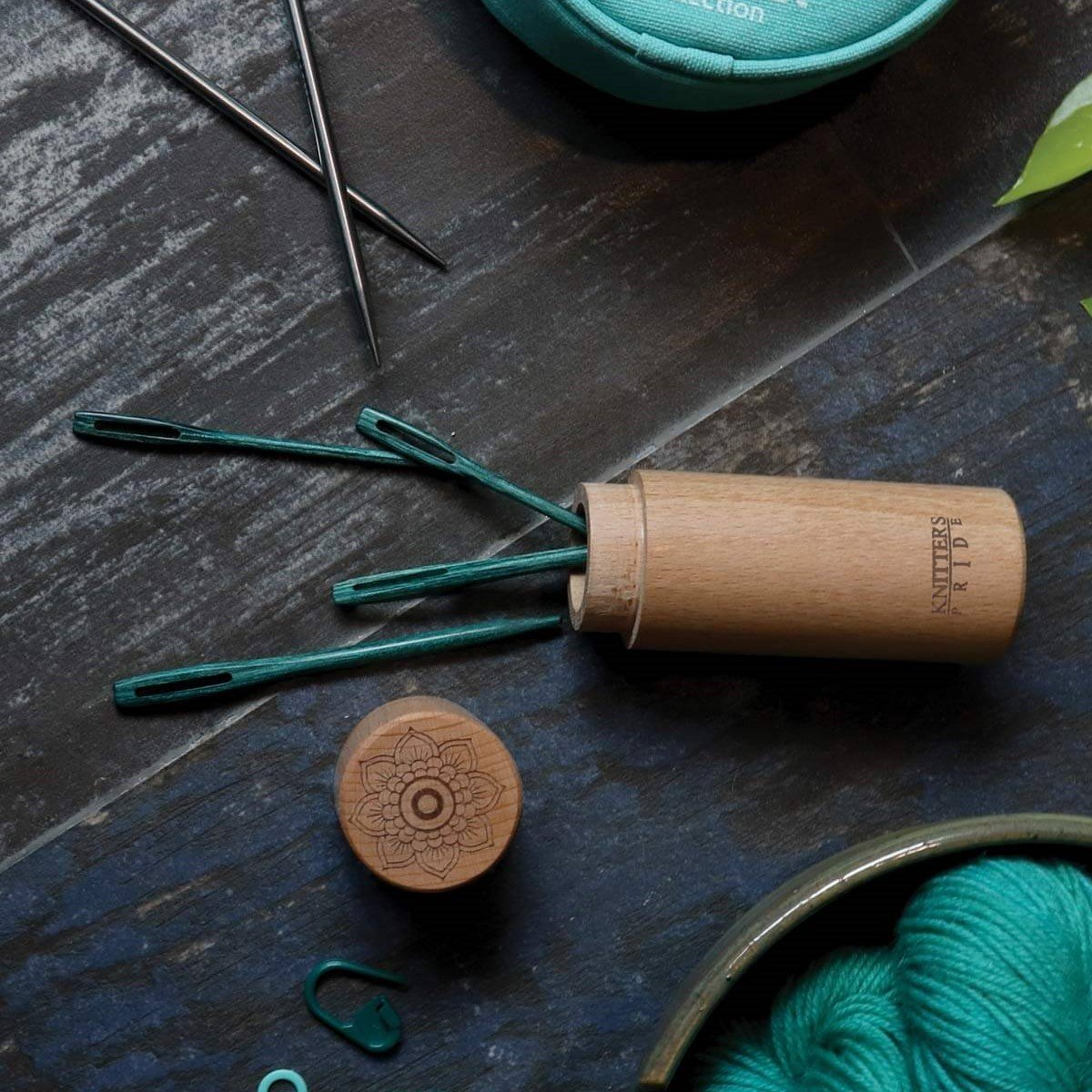 Wooden Darning Needles - Mindful Collection