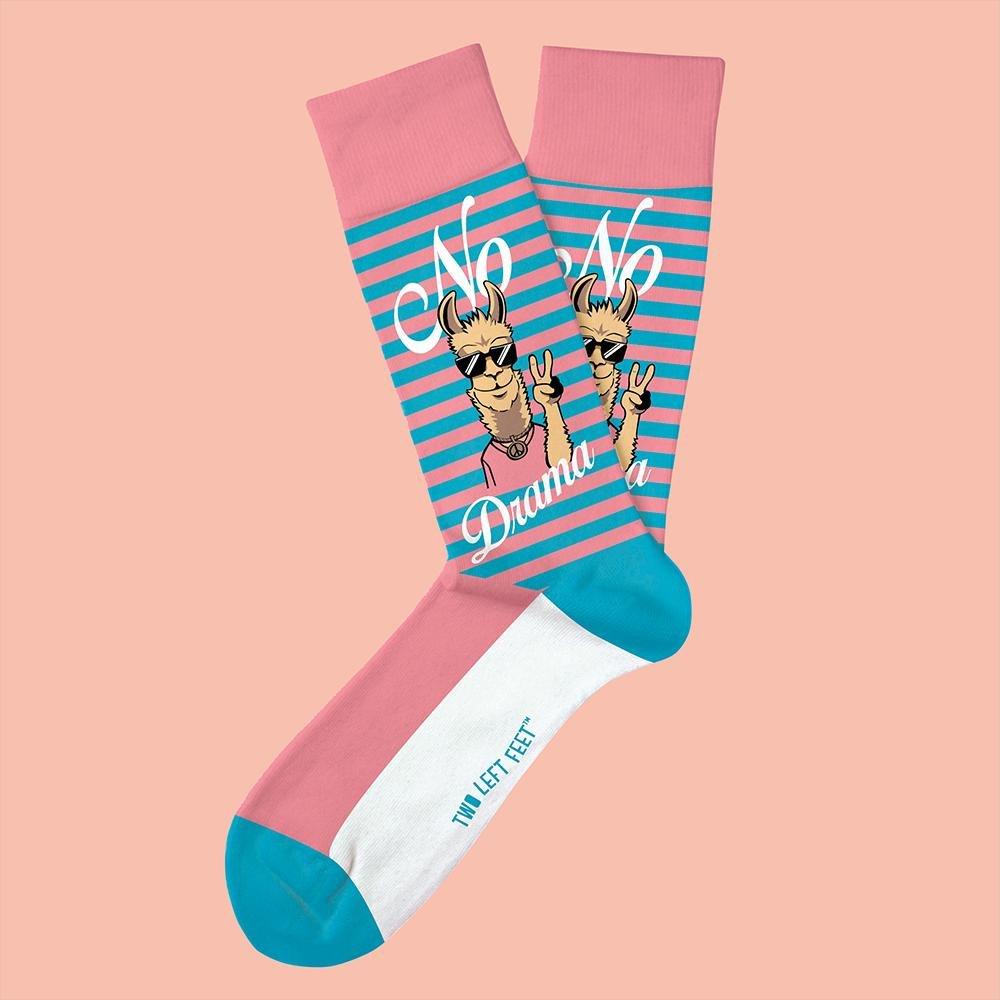 Crazy Fun Socks - Two Left Feet