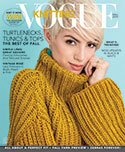 Vogue Knitting Fall 2019