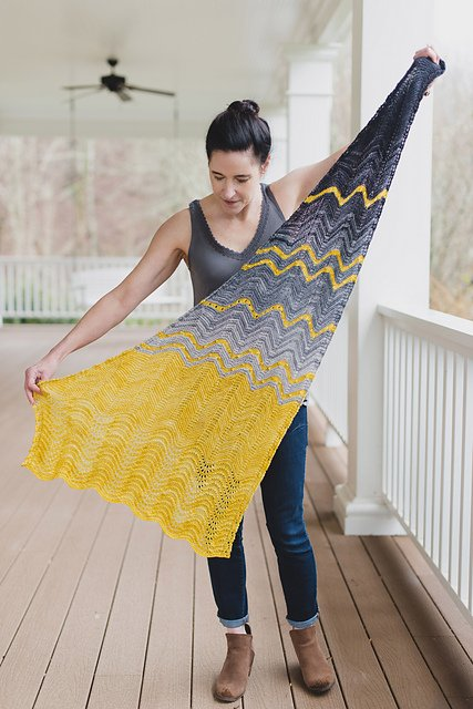 Zora Shawl Kits by Anzula