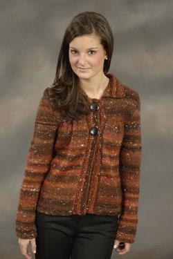 Mushishi pattern #1811 Jacket by Plymouth