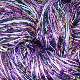 Lucatape yarn from Lucci Yarn