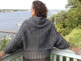 Royal Llama Silk patterns from Plymouth