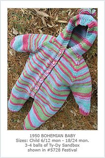 Ty-Dy Sandbox patterns from Knit One Crochet Too