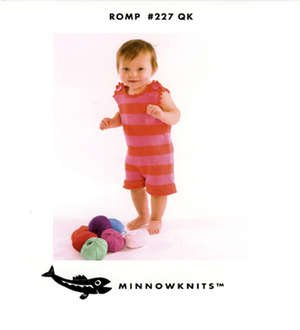 MinnowKnits pattern 227 - Romp