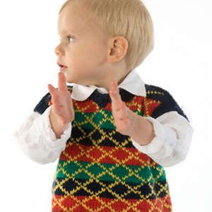MinnowKnits pattern 253 - Best Vest