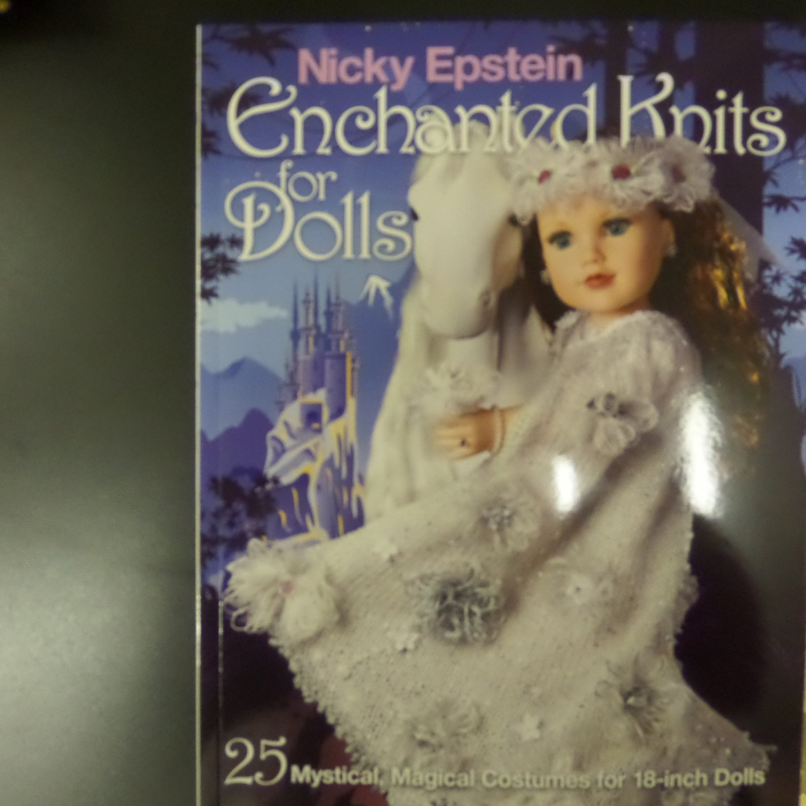 Enchanted Knits for Dolls by Nicky Epstein