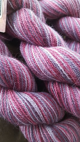 Alpaca Lace yarn Paints by Cascade
