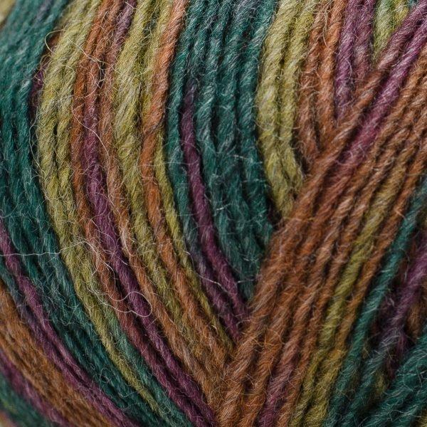 Alden Print yarn by Tahki