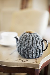Anniversary Tea Cozy pattern from Churchmouse