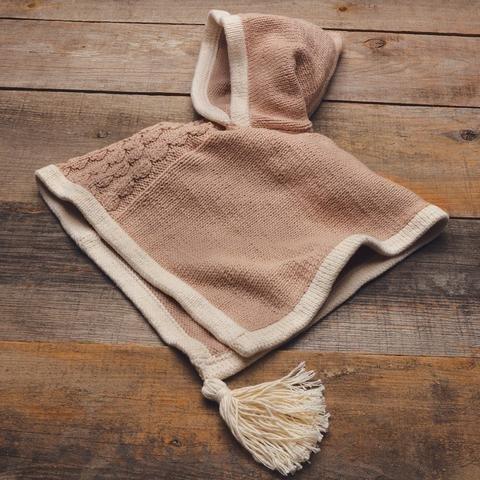 Baby Doe poncho kit by Appalachian Baby Design