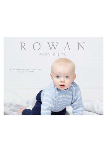 Rowan Baby Knits design book