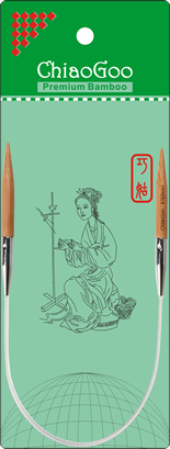 ChiaoGoo Bamboo Circular Needles 02 tip
