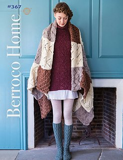 Berroco Pattern Book #367 - Home