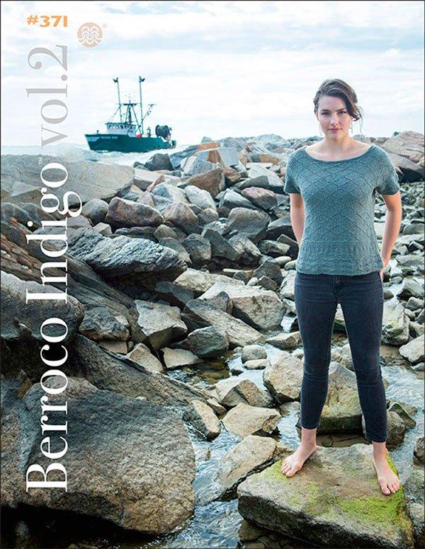 Berroco Booklet #371 - Indigo vol. 2