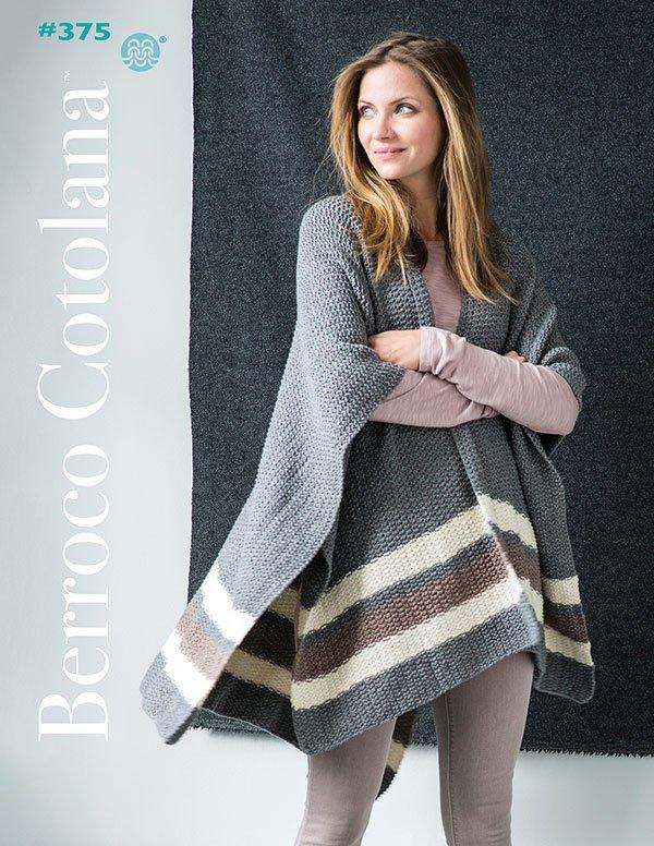Berroco Booklet #375 Cotolana yarn patterns