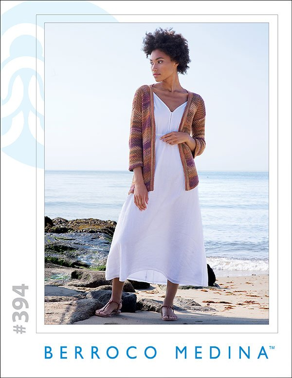 Berroco booklet #394 - Medina