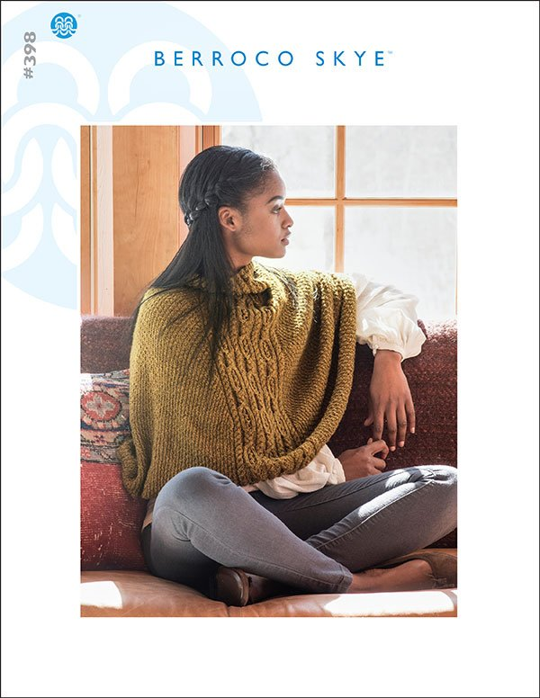 Berroco booklet #398 - Skye