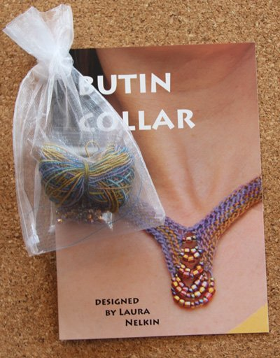 Butin Collar by Nelkin Designs