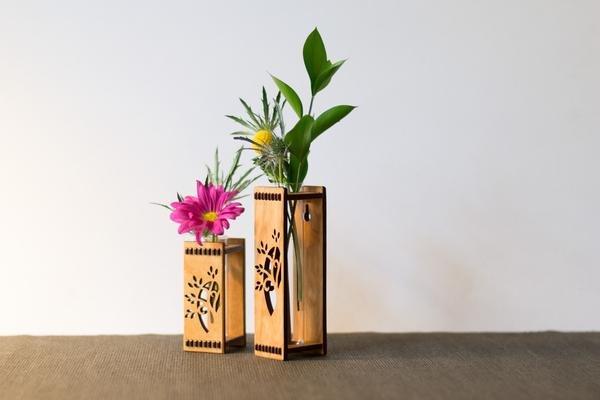 Bud Vase  4 by Hannah