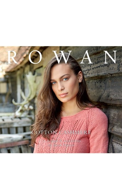 Cotton Cashmere Collection Design Book by Rowan