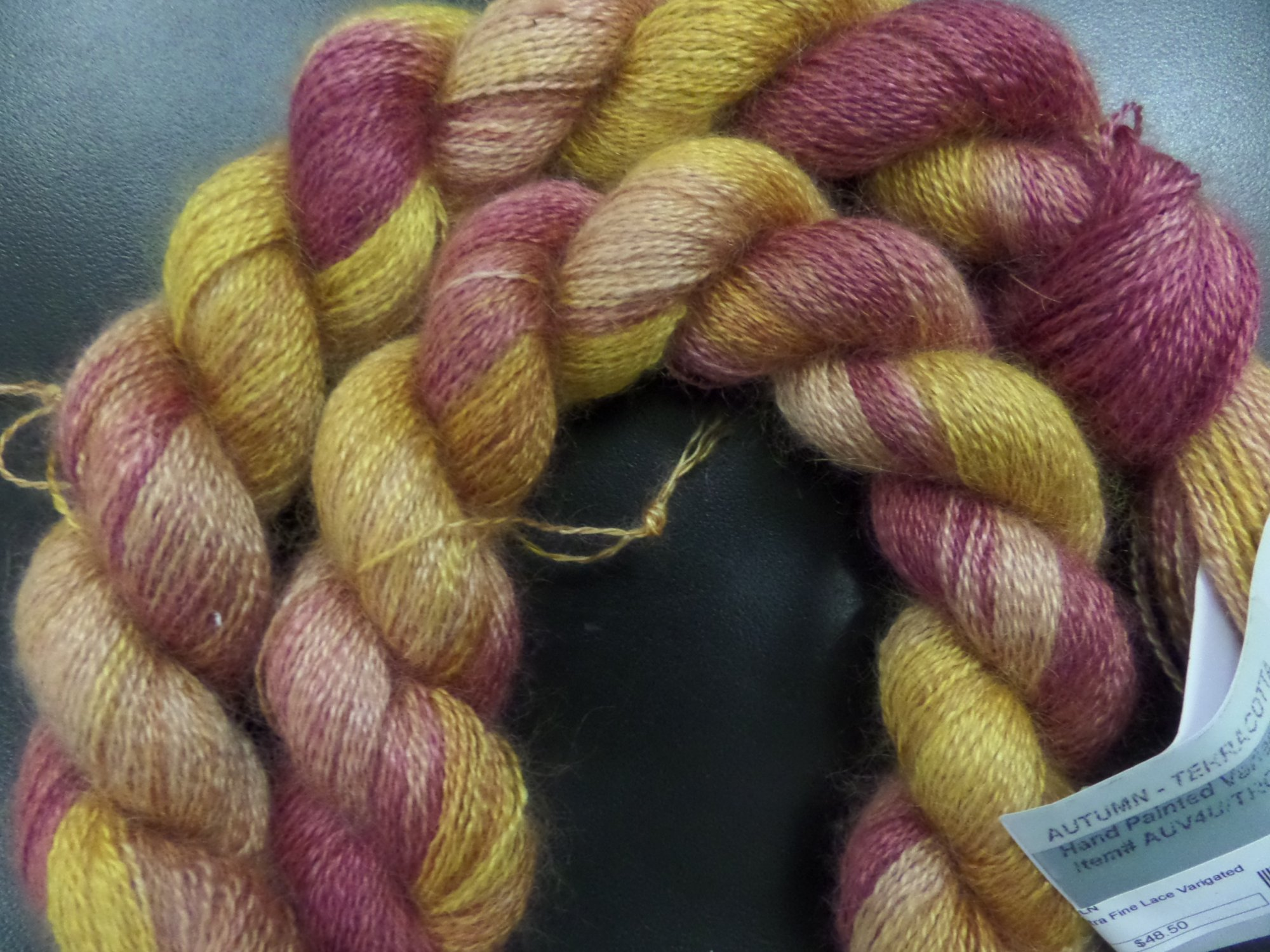 Ultrafine Lace yarn by Colinton - Varigated