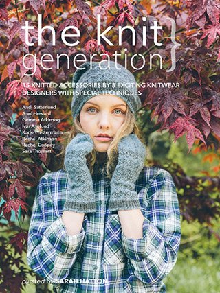 The Knit Generation by Sarah Hatton