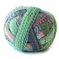 Zauberball Crazy yarn by Schoppel