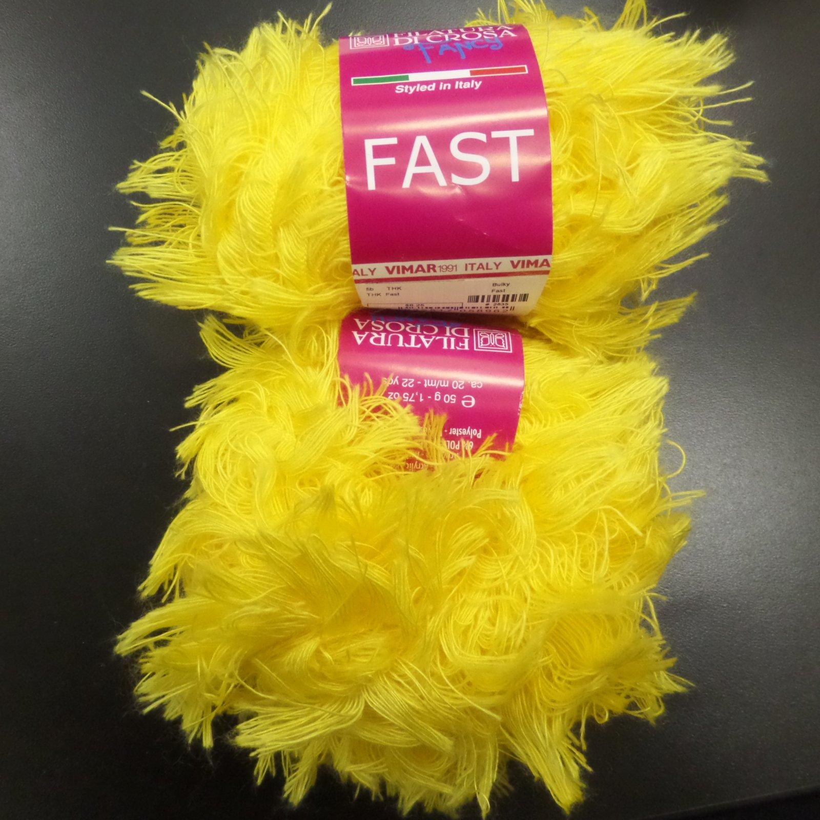 Fast yarn by Filatura Di Crosa