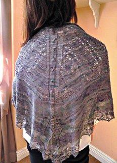 Allegro Forum Shawl pattern