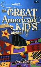Great American Kids Afghan design book by Cascade