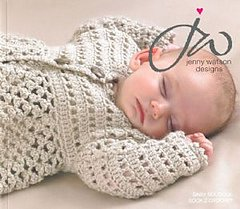 Baby Boutique Book 2 Crochet from Jenny Watson Designs