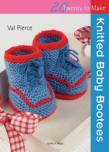 20 To Make - Knitted Baby Bootees design book