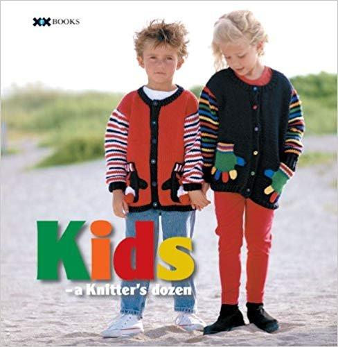 Kids - a Knitter's Dozen design book