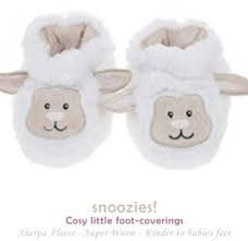 Baby Animal Snoozies  3-6 month size