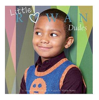 Little Rowan Dudes design book