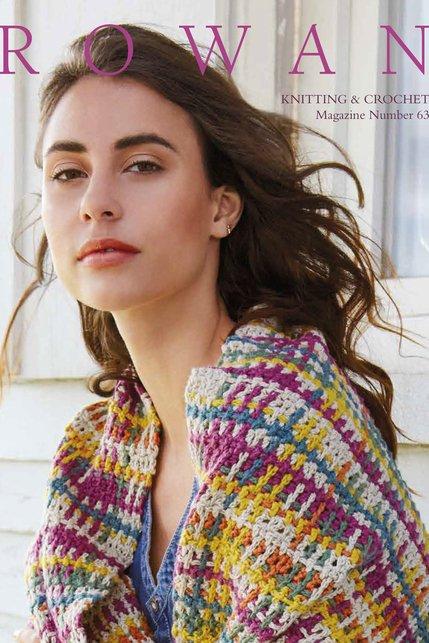 Knitting & Crochet Magazine 63 by Rowan