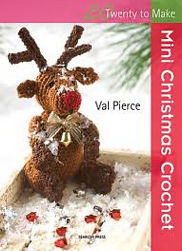 20 To Make - Mini Christmas Crochet design book