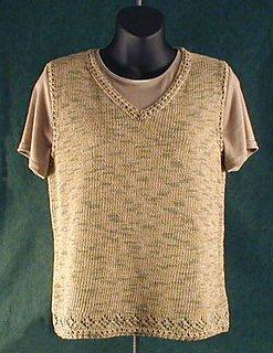 Mom's Vest pattern from Lisa Carnahan